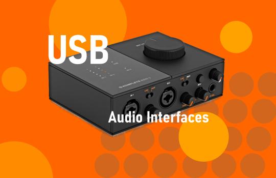 usb audio interface parttimeproducer