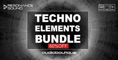 Techno elements bundle tech samples 60off 512 web