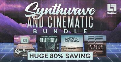 Looptone synthwave and cinematic bundle 512 web