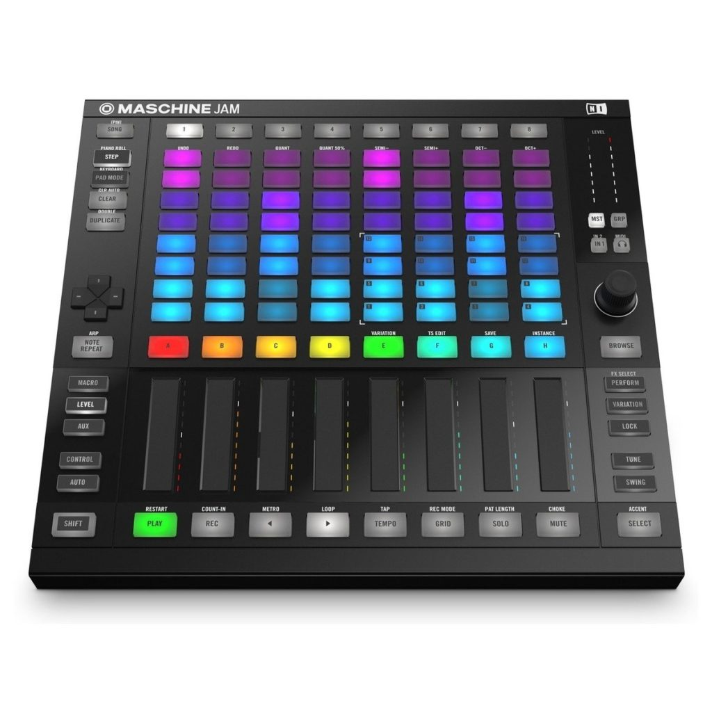 Native Instruments Maschine JamComplete With Maschine 2 Software and Komplete 12 Select9 in stock£225.00