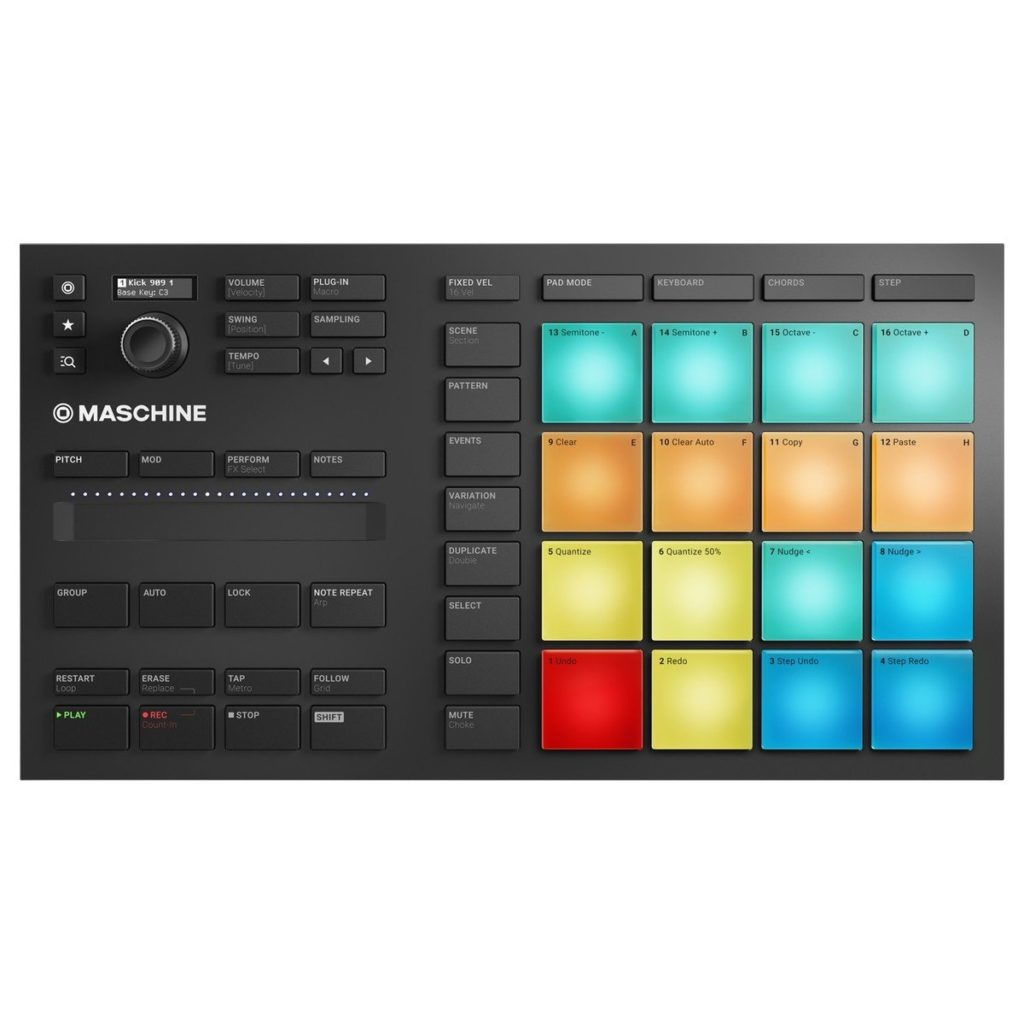 Native Instruments Maschine Mikro MK3Sample, sketch and swing beats20+ in stock£189.00