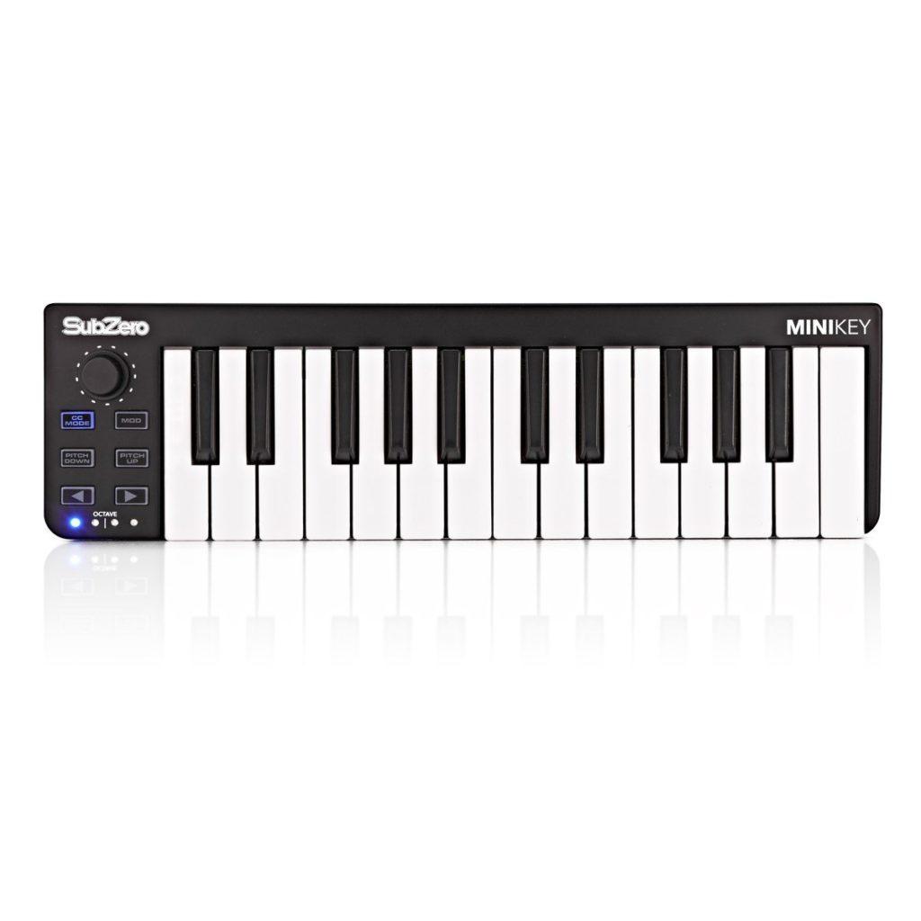 SubZero MiniKey 25-Key MIDI Controller25 Touch-Sensitive Keys£29.9920+ in stock