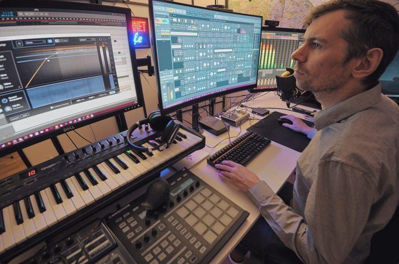 polarity music parttimeproducer bitwig