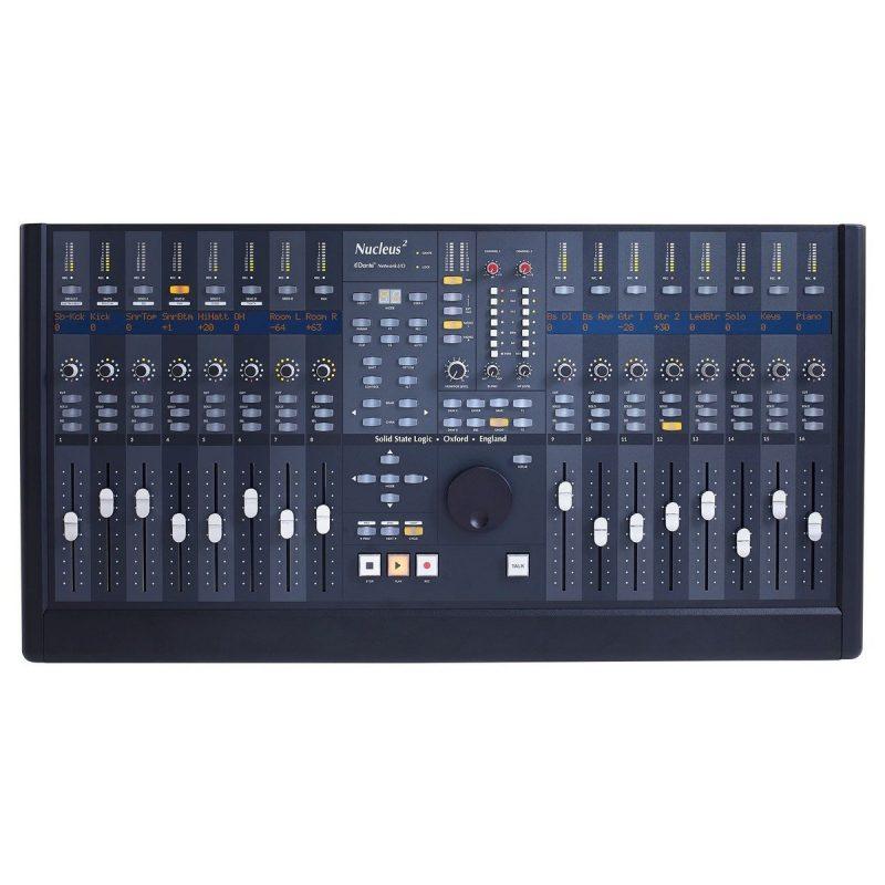 SSL Nucleus2, Dark16 channel project studio mixer£3,599.001 in stock