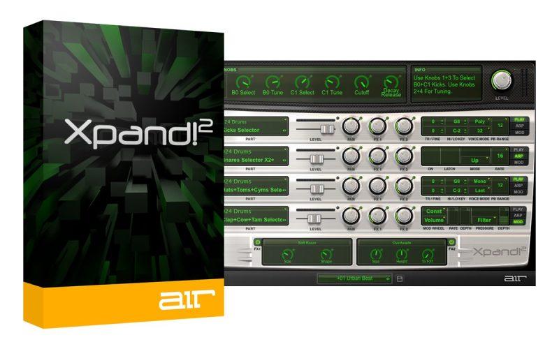 air xpand2 parttimeproducer