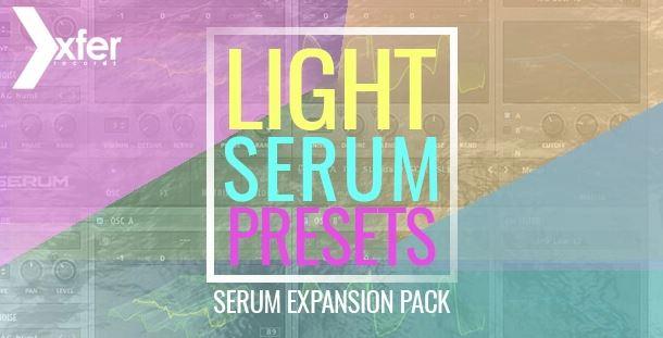 xfer Light Serum Presets
