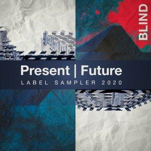 Blind Audio Present/Future Label Sampler