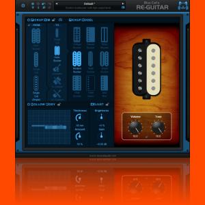 Blue Cat's Re-Guitar