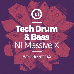 Tech Drum & Bass NI Massive X
