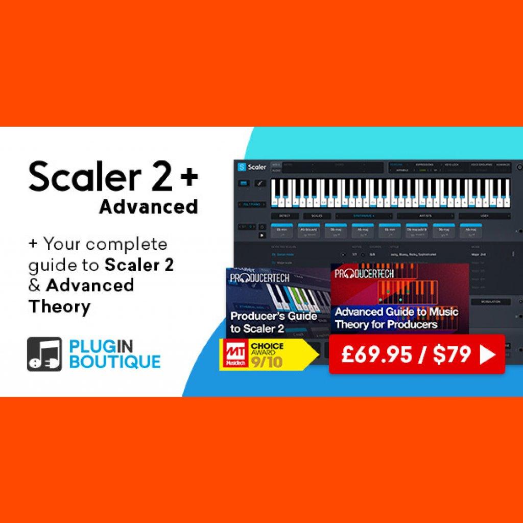 Scaler 2+ Advanced Bundle