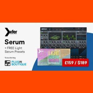 Serum + FREE Light Serum Presets
