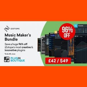 Music Maker's Bundle