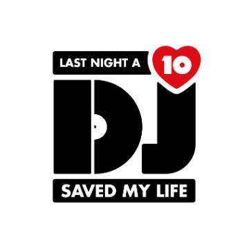 last night a DJ saved my life logo