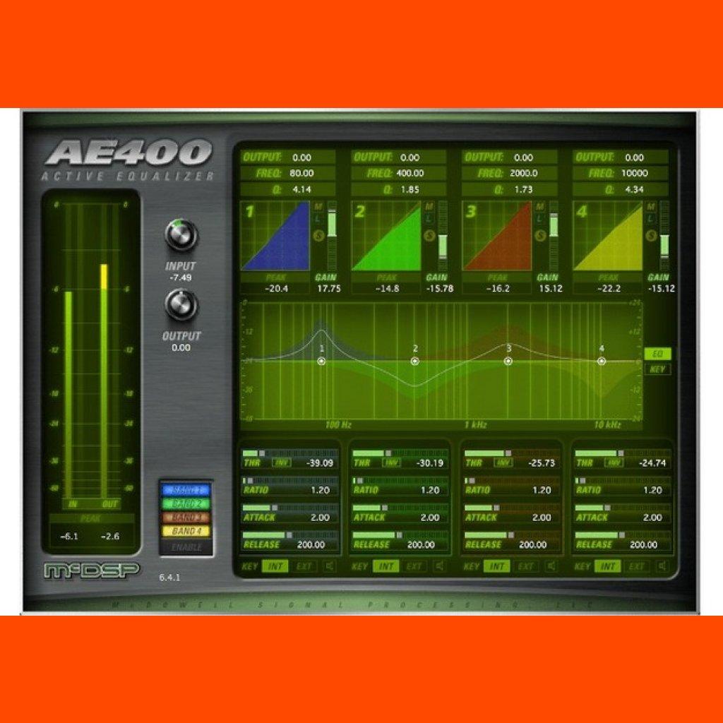 AE400 Active EQ Native