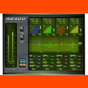 AE400 Active EQ HD