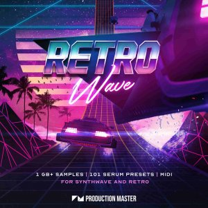 Retro Wave - Synthwave & 80s Retro