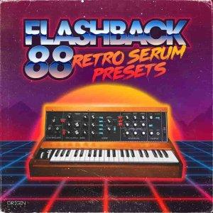 Flashback 88 - Retro Serum Presets
