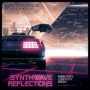 Synthwave Reflections