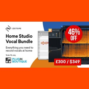 Home Studio Vocal Bundle