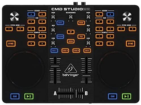 Behringer CMD STUDIO 2A DJ Controller