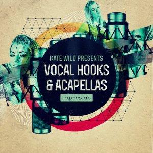 Kate Wild - Vocal Hooks & Acapellas