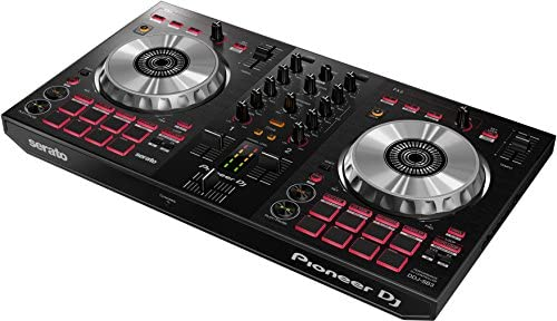 Pioneer DJ - DDJ-SB3-2-channel DJ controller for Serato DJ Lite