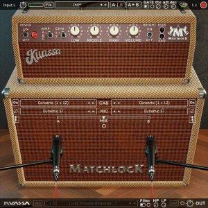 Amplifikation Matchlock + FREE EFEKTOR