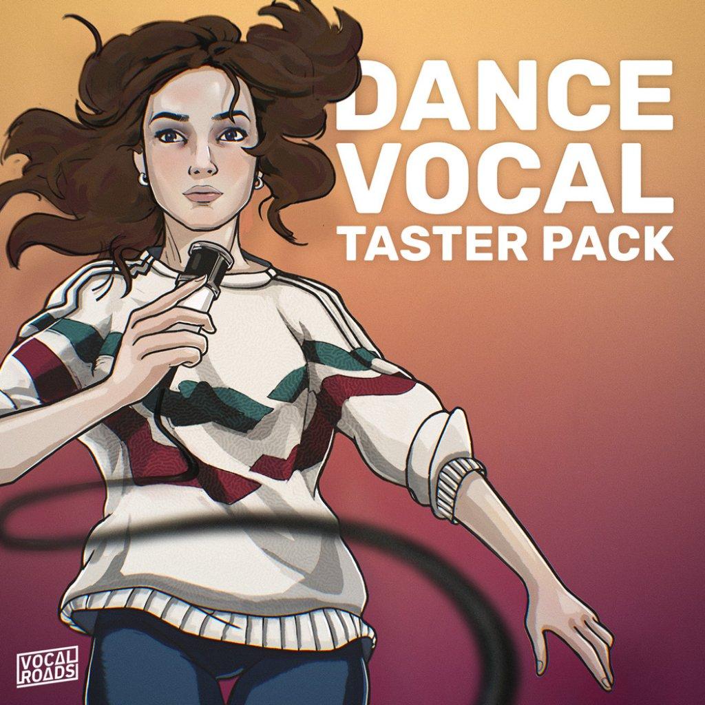 Dance Vocal Taster Pack