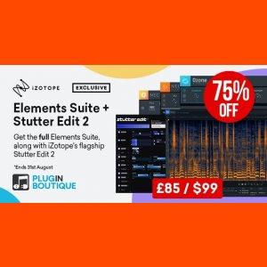 Elements Suite + Stutter Edit 2 Bundle