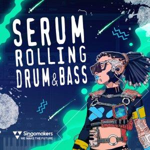 Serum Rolling Drum & Bass