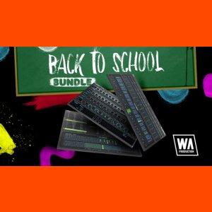 W.A Production Back to School Bundle