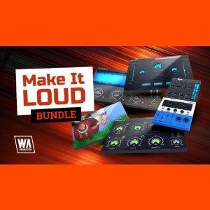 W.A Production Make it Loud Bundle