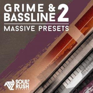Grime and Bassline Massive Presets Vol 2