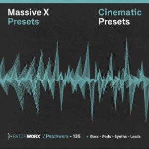 Dark Cinematic - Massive X Presets