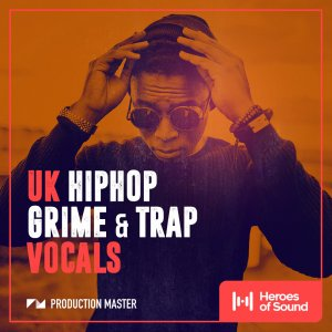 UK Hip Hop, Grime & Trap Vocals