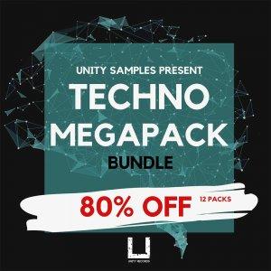 Unity Samples present TECHNO MEGAPACK bundle