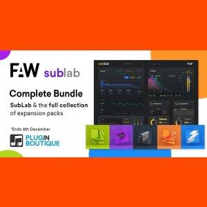 SubLab Complete Bundle (Black Friday Exclusive)