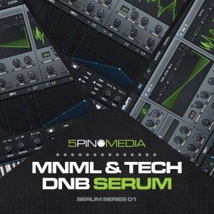 Mnml & Tech DnB Serum