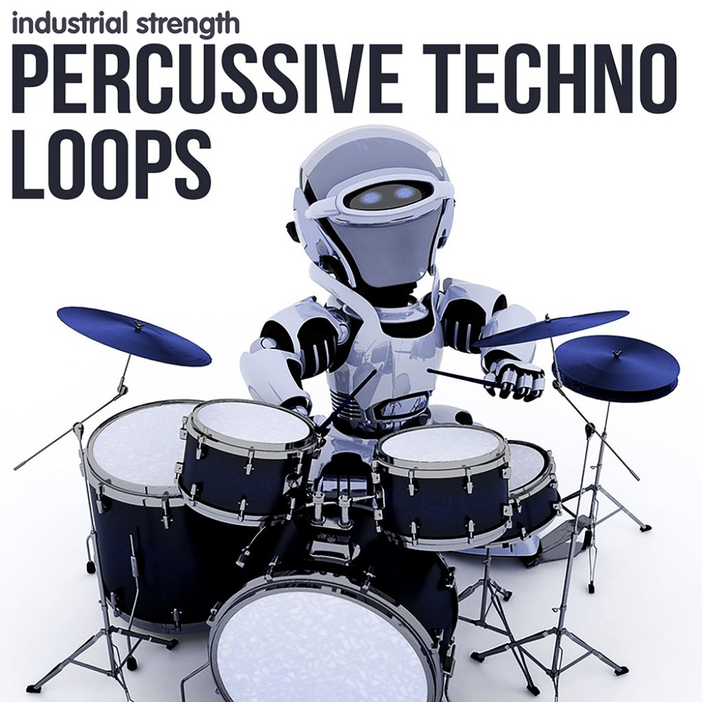 Percussive Techno Loops