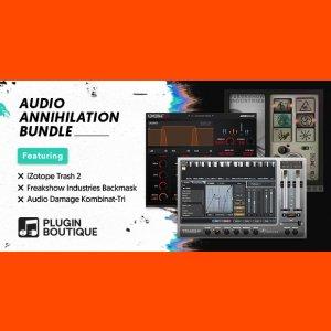 Audio Annihilation Bundle