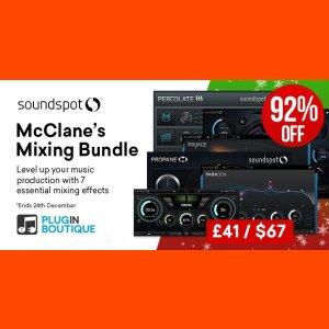 McClane's Mixing Bundle