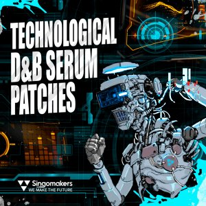 Technological D&B Serum Patches