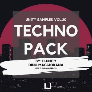 Unity Samples Vol.20 by D-Unity, Dino Maggiorana