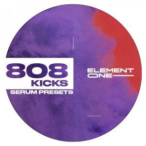 E1 808 Kicks: Serum Presets
