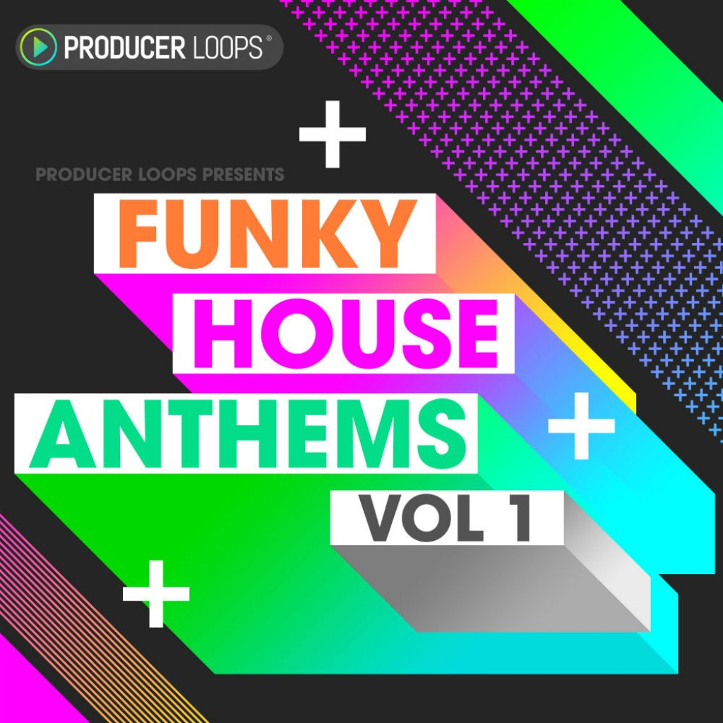 Funky House Anthems Vol1