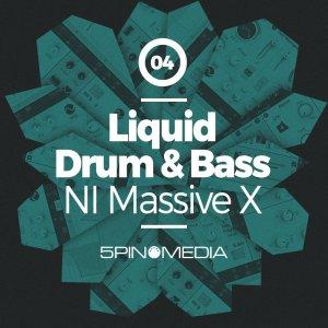 Liquid Drum & Bass NI Massive X