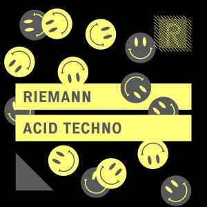 Riemann Acid Techno Cover Artwork Part Time Producer
