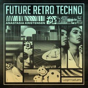 Anastasia Kristensen - Retro Future Techno