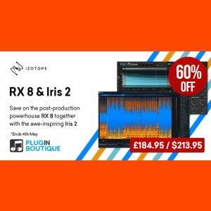 RX 8 Standard & Iris 2 Bundle