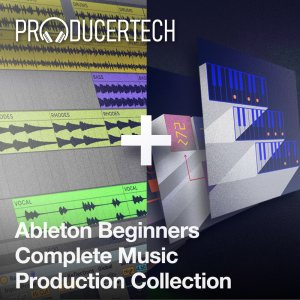 Ableton Beginners Complete Music Production Collection